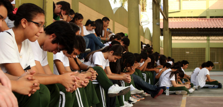 Ministry in Honduras