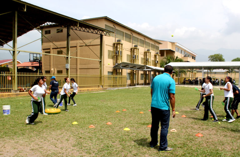 Sports ministry in Honduras