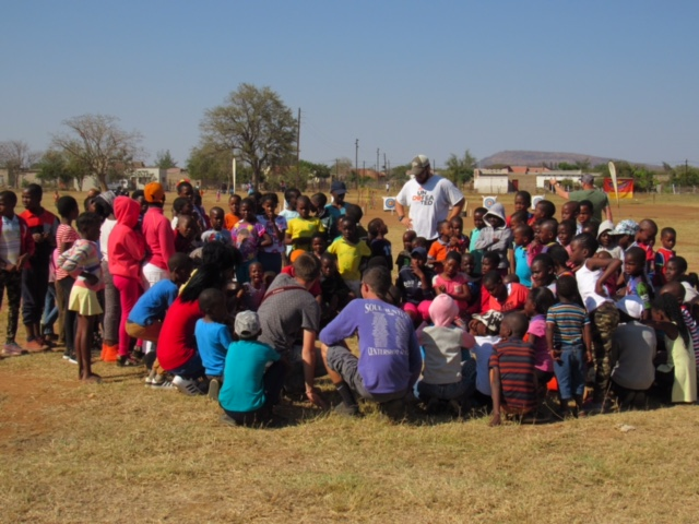 Missions in South Africa