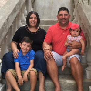 Barrantes family