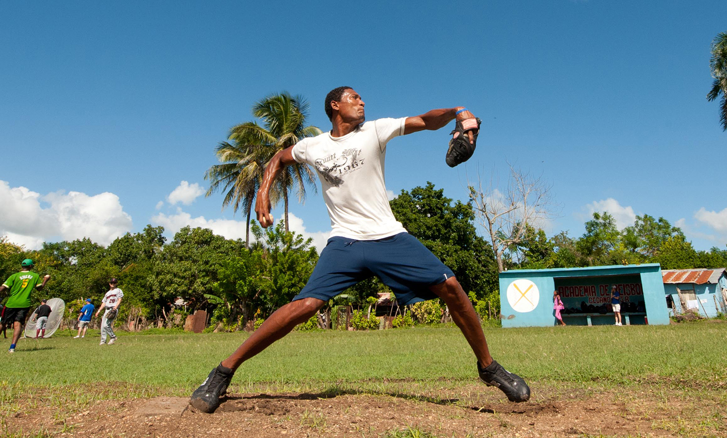 Dominican Baseball Outreach