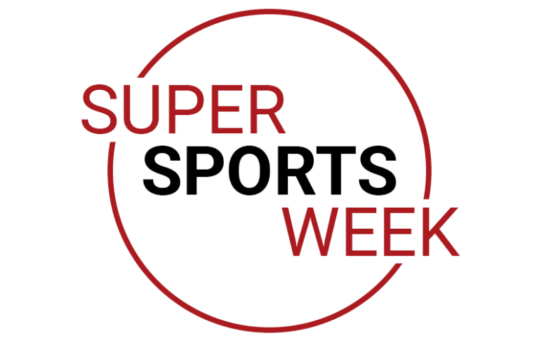 super sports week logo