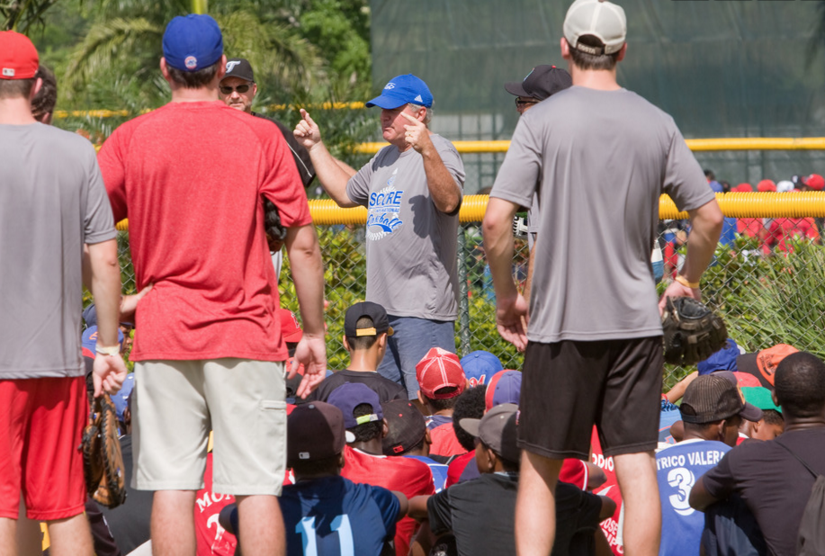 Tampa Baseball Outreach